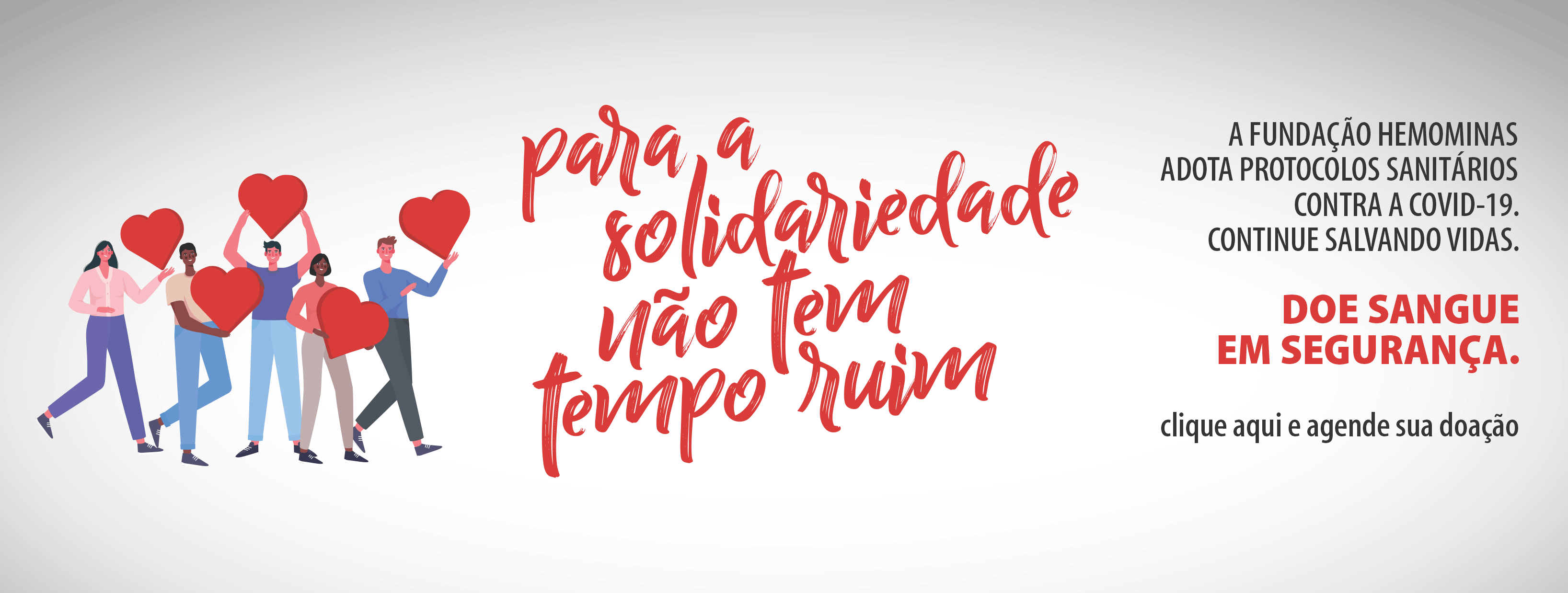 Doe Sangue - Hemominas/SES
